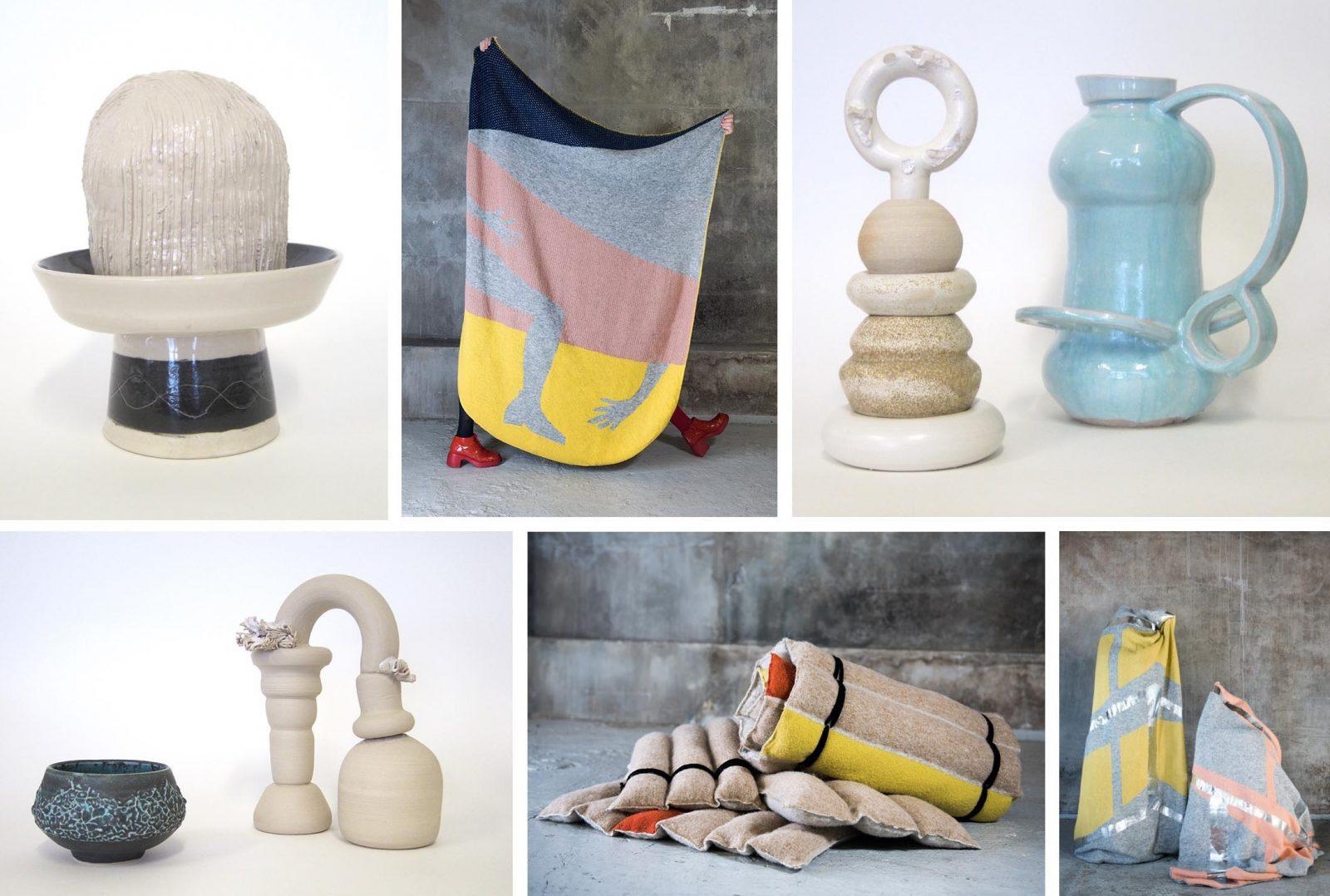 Textill Og Keramik