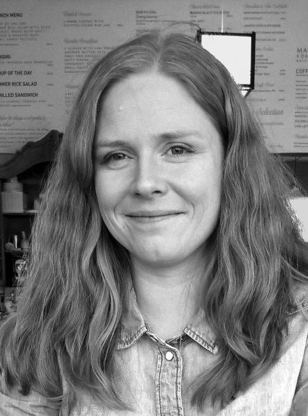 Elín Helena Evertsdóttir  Mynd